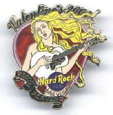 Hard Rock Hotel LAS VEGAS 2002 February SLOT PLAYER PIN Valentine's Day