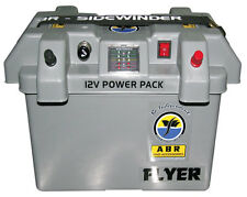 Battery Power Box - Portable Fridge Power for camping - FLYER Base Line Box