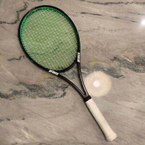 "✰ Prince TeXtreme Tour 95 Tennis Racket ✰ Restrung & Regripped ✰ 4 3/8"" Grip ✰ H"