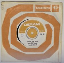 """THE OUTER LIMITS JUST ONE MORE CHANCE/ HELP ME PLEASE FIRST PRESS DERAM LABEL 7"""""""