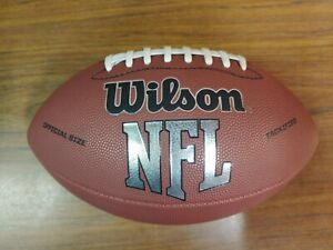 Wilson NFL MVP Official Football Tackified