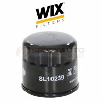 WIX WL10239 Engine Oil Filter - Oil Change Lubricant gq