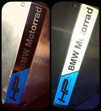 RIFRANGENTI REFLECTIVE BMW MOTORRAD HP STICKERS ADESIVI BLU BLUE The1200stickerS
