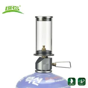 Portable Candle Lamp Gas Camping Lantern Mini Butane Lights Gas Stove Lighter