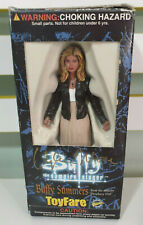Buffy The Vampire Slayer Toyfare Figure. - Rare & Signed By Artist Clay Moore