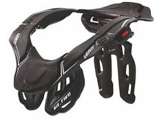 Leatt Brace GPX 6.5 Carbon Black Adult Large / XL Neck Brace Protection Dirtbike