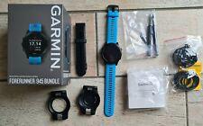 Garmin Forerunner 945 Pack Triathlon - GPS - Montre - Bleu (Hommes) Comme neuve