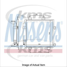 New Genuine NISSENS Air Conditioning Condenser 94891 Top Quality