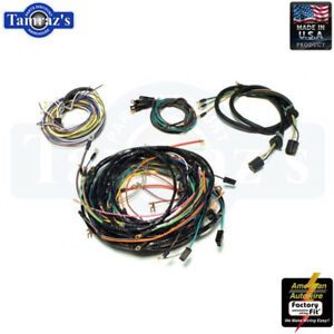 1947-1949 Chevy Truck Compelete Wiring Harness Set USA MADE New