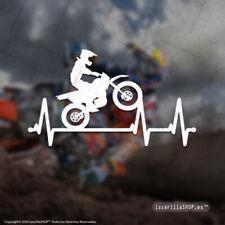 CARDIOMOTOCROSS© sticker pegatinas moto vinilo casco MOTOCROSS ENDURO OFFROAD