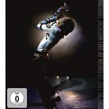 Michael Jackson-Live at Wembley 7.16.1988; DVD International Pop Concert Nuovo