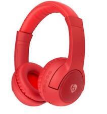 Ovleng Blue BT-801 Wireless Bluetooth V4.2 Headphones Speakers for iPhone 7 8 10