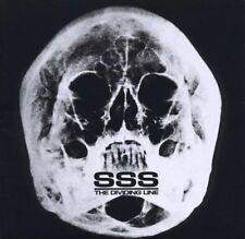 SSS - Dividing Line CD+DVD Short Sharp Shock Earache Thrash Hardcore Crossover