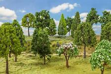 Faller 181525 HO 30 Deciduous Trees Boxed