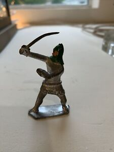toy soldiers pre 1970 Crescent Cherilea Britains Armoured Knoght