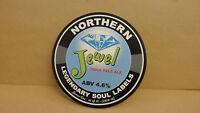 Northern Jewel Soul Labels Pale Ale Beer Pump Clip face Bar Pub Collectible 28