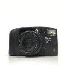 Nikon Zoom 700 VR Black Point & Shoot 35mm Filmkamera-gut
