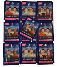 Topps Champions League Sticker 2019/2020 Sticker 10 x Booster Bags Season 19/20