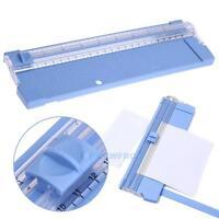 A4/A5 Papierschneidemaschine Foto Cutter Trimmer  Rollenschneider Schneidelineal