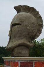 "Gartendeko Figur Skulptur Gargoyle ""HELMET""  Pheeberts by Fiona Scott Steinguss"