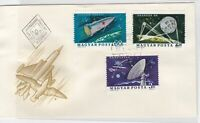 Hungary 1963 Space Postal History Stamps Cover Ref: R7718