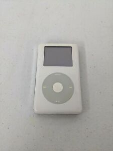 Apple iPod Classic (4th Generation, White, 20 GB) - UNTESTED, GOOD CONDITION