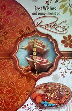 Rakhi(Braclet) for Raksha Bandhan with Greeting Card