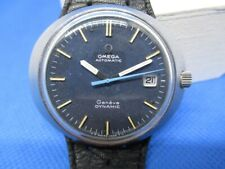 Montre vintage Omega Dynamic homme, modèle automatique, cal. 565
