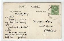 More details for peel fishing boats: isle of man postcard with st johns postmark (c32721)
