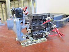 Square D  Relay Timer  8501 DE0-20  120V Coil  600V  Used