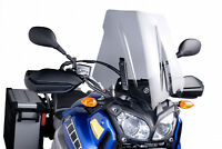 PUIG WINDSHIELD TOURING YAMAHA XT1200Z SUPER TENERE 10-13 LIGHT SMOKE