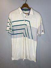 Vintage GRAND SLAM PENGUIN MUNSINGWEAR Polo Golf Shirt Green Size XL