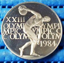 1984 United States Los Angeles XXIII Olympics Medallion