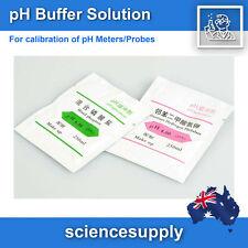 pH 6.86 & pH 4.00 ph Buffer Powder   Calibration Solution PH Meter