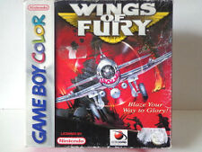 GAMEBOY COLOR GIOCO-Wings Of Fury (con imballo originale) 10823408
