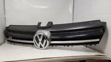 2015-2017 Volkswagen Golf Front Bumper Grille Cover 49796