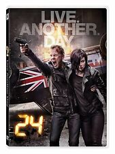 24: Live Another Day By Dennis Haysbert & Kiefer Sutherland (DVD)