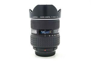 Olympus Zuiko Digital AF 7-14mm f/4 ED Lens for 4/3 Mount Camera Body