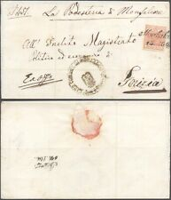 Austria 1850 - Cover Monfalcone D86