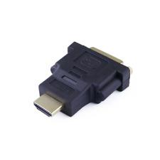 Adaptador HDMI de tipo HDMI-A macho a DVI-D hembra