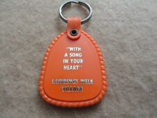 With a song in your heart, Lawrence Welk Village   Keychain