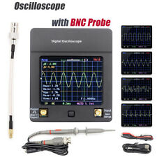 DSO112A Digital Oscilloscope Portable Multimeter Tester Touch Screen & BNC-Clip