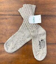 L.L. Bean socks size M