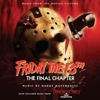 Friday The 13th Part 4 / 5 - 2 x CD Complete - Limited 3000 - Harry Manfredini
