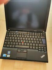 Lenovo ThinkPad X201 12,1 Zoll (128 GB SSD, Intel Core i5 M560, 6GB AS+ Dockings