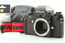 [Near Mint w/ Strap+Case] Nikon F3 HP SLR 35mm Black Film Camera Body from JAPAN