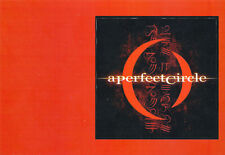 A Perfect Circle (Maynard of Tool) Mer De Noms Rare promo sticker '00