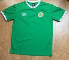 REPUBLIC OF IRELAND HOME FOOTBALL SHIRT JERSEY UMBRO RETRO REPLICA MEDIUM