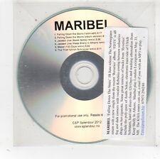 (FV705) Maribel, Falling Down The Stairs - 2012 DJ CD