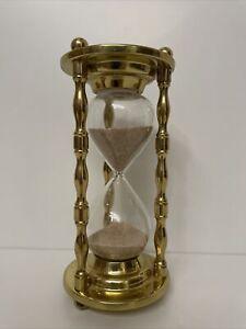 Vintage Brass Clock / Timer 4m